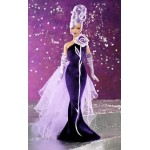 Барби THE STERLING SILVER ROSE CAUCASIAN BARBIE by Bob Mackie for AVON