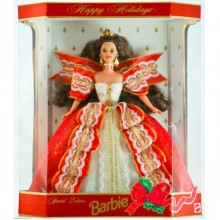 Кукла Барби Happy Holidays 1997 Barbie