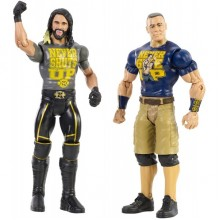 Набор фигурок рестлеров Сена и Сез WWE battle pack john cena and seth rollins