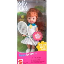 Кукла Келли Лорена Kelly club tennis lorena