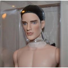 Кукла Роберта Тоннера Джереми Восс Tonner NRFB 2009 Ultra Basic Jeremy Voss