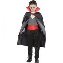Костюм Вампира Vampire для Хеллоуина на мальчика на 5-8 лет размер M8