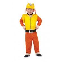 Карнвальный костюм Крепыш с мультика Щенячий Патруль Paw Patrol Rubble на 3-4 года