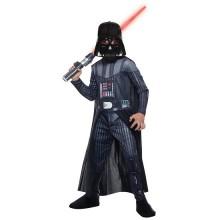 Костюм Дарт Вейдер Darth Vader на 3-4 года  костюм , маска,  плащ, тряпчанная обувь.
