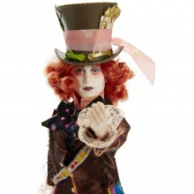 Кукла Мэд Хэттер с фильма Алиса в Зазеркалье Alice Through the Looking Glass Deluxe Mad Hatter