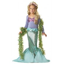 Карнавальный костюм русалки Ариель Little Mermaid  на 6-9 лет M8-10