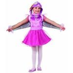 Карнавальнаый детский костюм Скай с мультика Щенячий Патруль для девочки на 3-4 года
