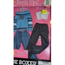 Набор одежды для Барби и Кена Joe Boxer