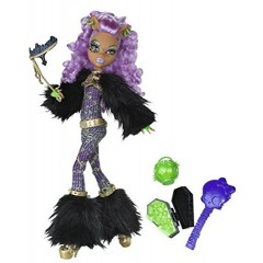 Кукла Монстер Хай Клодин Вульф Monster High Ghouls Rule Clawdeen Wolf
