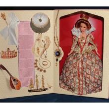 Коллекционная кукла Барби Elizabethan Queen  The Great Eras Collections