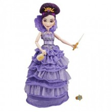 КУКЛА МЭЛ НАСЛЕДНИКИ ДИСНЕЙ DISNEY DESCENDANTS CORONATION MAL ISLE OF THE LOST DOLL