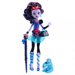 Кукла Монстер Хай Джейн Булиттл (Булитл) Jane Boolittle monster high с питомцем