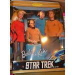 Набор Кен и Барби Star Trek