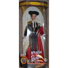 Кукла Барби Spanish c серии Куклы Мира