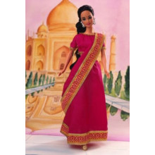Кукла Барби  Девушка Индии серии Куклы Мира  Indian