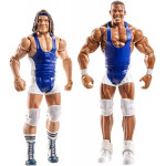 Набор рестлеров 2 шт WWE Superstars Chad Gable & Jason Jordan Action Figure