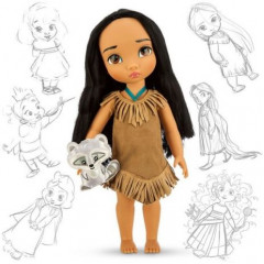 Кукла Покахонтас Аниматор - Pocahontas Disney Animators