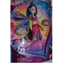 Кукла Муза Musa Bloomix Power Винкс Клаб Winx Club от Jakks Pacific