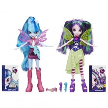 Набор 2 куклы Май Литл Пони Ариа и Соната My Little Pony Equestria Girls - Sonata Dusk and Aria Blaze