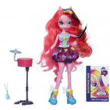 Кукла Девушки Эквестрии Пинки Пай Pinkie Pie My Little Pony  музыкальная