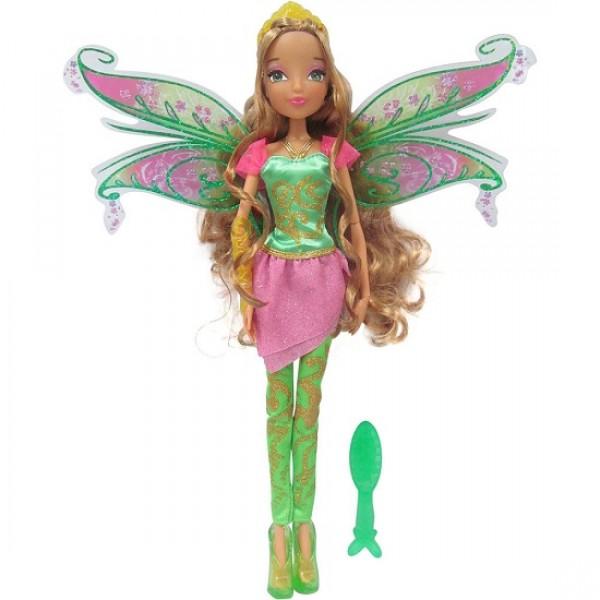 Кукла flora флора bloomix power винкс клаб winx