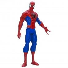 Кукла (фигурка)  Человек Паук  для мальчика Marvel Ultimate Spider-man Titan Hero Series Spider-man Figure, 12-Inch