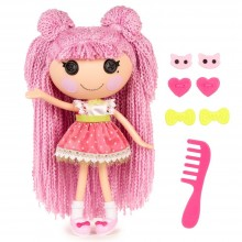 Кукла Лалалупси большая Lalaloopsy Loopy Hair Doll Jewel Sparkles, волосы нити