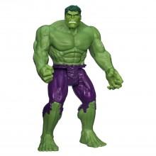 Фигурка- кукла Халк для мальчика  Marvel Avengers Titan Hero Series Hulk Action Figure, 12-Inch