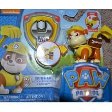Игрушка Щенячий Патроль Nickelodeon, Paw Patrol Racers - Rubble Крепыш