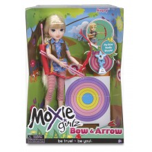 Кукла Мокси Moxie Girlz Bow & Arrow Doll - Avery