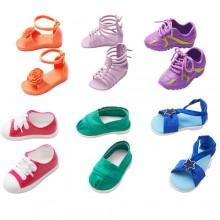 Набор обуви для кукол Девочки путешественницы Journey Girls , подойдут для Американ Герлс , Батат и других больших кукол