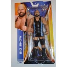 Рестлер Big Show Рестлинг Wrestling WWE   (фигурка боец) оригинал от Мател