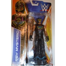 Рестлер Rey Mysterio в черной маскеРестлинг Wrestling WWE   (фигурка боец) оригинал от Мател