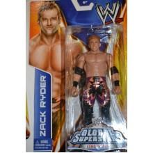 Рестлер Zack Ryder Рестлинг Wrestling WWE   (фигурка боец) оригинал от Мател
