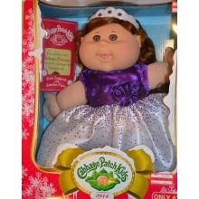 Кукла Капустка Cabbage Patch Kids оригинал из США. В фиолетовом платье. Эксклюзив для Target . Производство Jakks Pacific