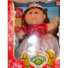 Кукла Капустка Cabbage Patch Kids оригинал из США. В красном платье. Эксклюзив для Target . Производство Jakks Pacific