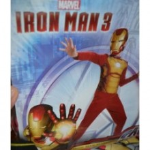 Карнавальный костюм Железный Человек Iron man 3 на мальчика ростом 122-126 см  на 4-6 лет  .