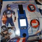 Карнавальный костюм Капитан Америка Captain America на мальчика 4-12 лет