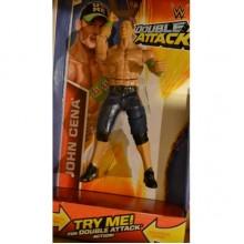 Рестлер John Cena Рестлинг Wrestling WWE   (фигурка боец)