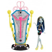 КУКЛА МОНСТЕР ХАЙ ФРЭНКИ ШТЕЙН СТАНЦИЯ ПОДЗАРЯДКИ (MONSTER HIGH FRANKIE STEIN RECHARGE CHAMBER)