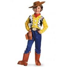 Костюм для мальчика Вуди с мультика История Игрушек размер M8 на рост 127-136 см, на мальчика 7-10 лет.