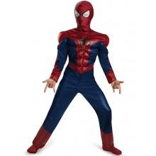 Костюм Человек паук Спайдермен на мальчика , размеры на 4- 9 лет