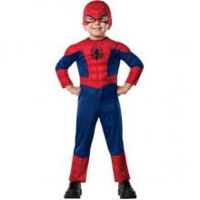 Костюм Человек Паук Spider-man на мальчика на 2 годика  . Костюм , маска