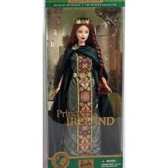 Кукла Barbie The Princess of Ireland (Барби принцесса Ирландии) / Коллекционная кукла Барби