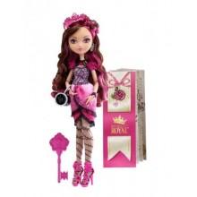 Кукла Браер Ever After High Briar Beauty (Шиповник - дочь Спящей Красавицы, Долго и Счастливо) Mattel (в коробке кукла, сумочка, расческа , подставка )