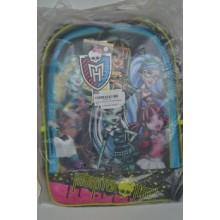 Рюкзак школьный для девочки с изображением кукол Монстер Хай 43 на 33 см от Мател, из США , оригинал