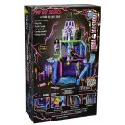 Замок кукол Монстер Хай Катакомб Monster High  Freaky Fusions™ Catacombs Castle  с мебелью. Школа