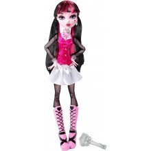 "Большая кукла Дракулаура 43 см. Монстер хай. Monster High 17"" Large Draculaura"