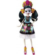 Коллекционная кукла Скелита Кавалерас Монстер Хай Monster High Skelita Calaveras Collector