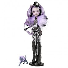 Кукла Монстер Хай Клодин Вульф серия  Фрик Ду Чик Monster High Freak du Chic Clawdeen Wolf Doll